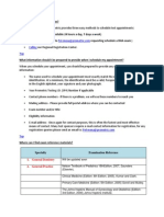 DHA Exam and Review Materials