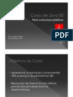 Curso de Java J2EE - Amostra