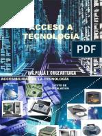 ACCESO A TECNOLOGÍA.pps