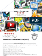 1_es - Firmware Update Superpaquito