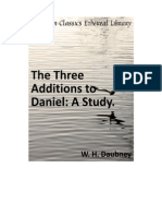 Three Additions to Daniel W.H. Daubney