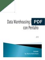 ingmmurillo-datawarehousingconpentaho-140109234802-phpapp01
