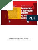 KLEPAK, HAL. Formacion y educacion militar, los futuros oficiales y la demcoracia..pdf