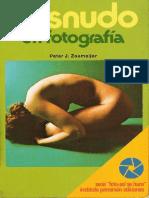 Desnudo en Fotografia