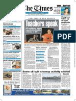 Teachers Speak Out