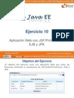 Curso Java EE - Ejercicio 10
