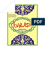 Manual of Kurash, The Uzbek Style of Wrestling - 2007