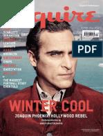 Esquire - December 2013 UK