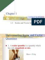 1.3-1.4 Scalar n Vector