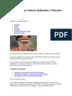 BBC. Chile. los que todavía defienden a Pinochet.docx