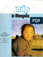 UNDP Mongolia - The Guide, 1997-1999
