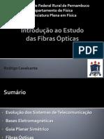 Introdução ao Estudo das Fibras Ópticas