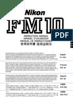 Nikon Manual
