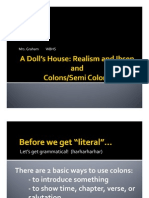 Microsoft PowerPoint - A Doll's House-Colons
