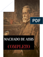 Romances e Contos Completos - Machado de Assis