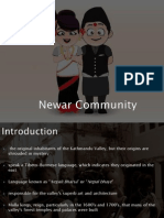 Newar Community