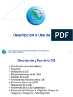 Generalidades de La CIE