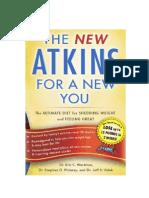 Uma Nova Atkins Para Uma Nova Você