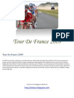 Stories in Photograph - Tour de France 2009