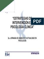 Estrategias-Interv-Psic-ClínicaU NIVELES