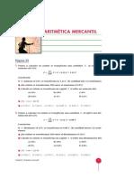 Aritmetica Mercantil