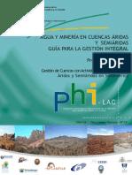 Agua y Mineria en Cuencas Aridas
