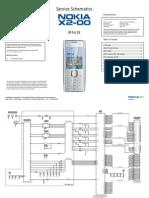 Nokia x2-00 Rm-618 Service Schematics v1.0