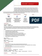 Teacher CV Example 2 1 Page