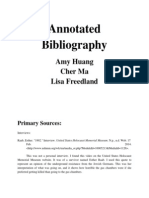 ACL NHD bibliography