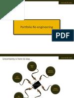 Portfolio Re Engineering