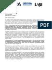 Jindal - Joint Associations Hurricane Letter