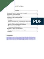 Excel LesTableauxCroisesDynamiques