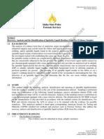 Fire Evidence Analytical Method- Rev 10