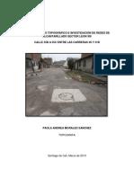 Informe Topografico Leon Xiii