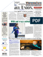 The Daily Union. February 22, 2014