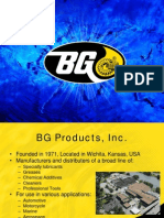 BG CORPORATE Presentation