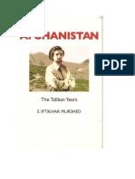 Afghanistan-The Taliban Years