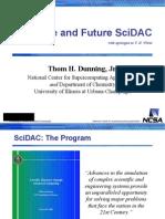 THDJr SciDAC-Workshop Jun05