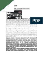 Archive for KSSR