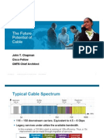 The Future Potential of Cable (2009!08!13)