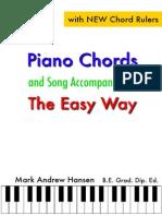 Piano Chords Sample