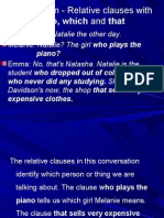 6- Relative Clause