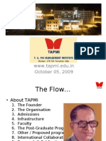 TAPMI Manipal