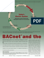 BACnet® and Smart Grid