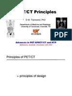 PET/CT Principles