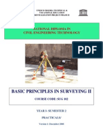 Sug 102 P- Basic Principles in Surveying II