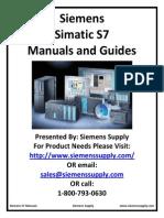 siemens s7  manual