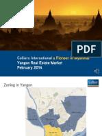 Feb 2014 Yangon Real Estate Market Briefing