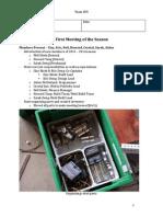 engineering log 2013