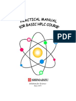 5. Practical Guide of HPLC